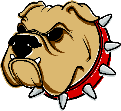 400x368 Free Bulldog Clipart Pictures 5