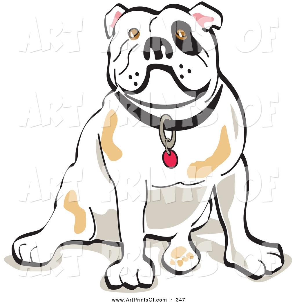 1024x1044 Happy Bulldogs Clipart