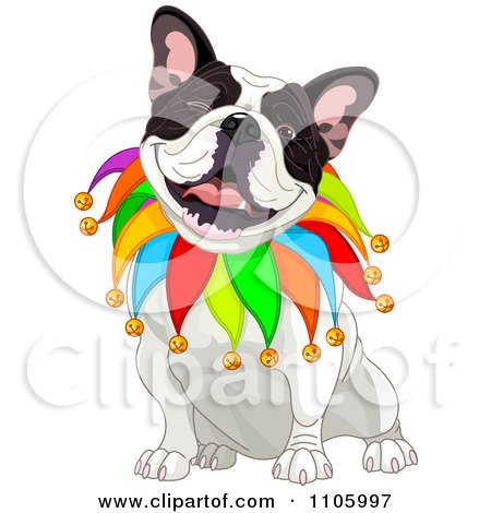 450x470 Royalty Free (Rf) French Bulldog Clipart, Illustrations, Vector
