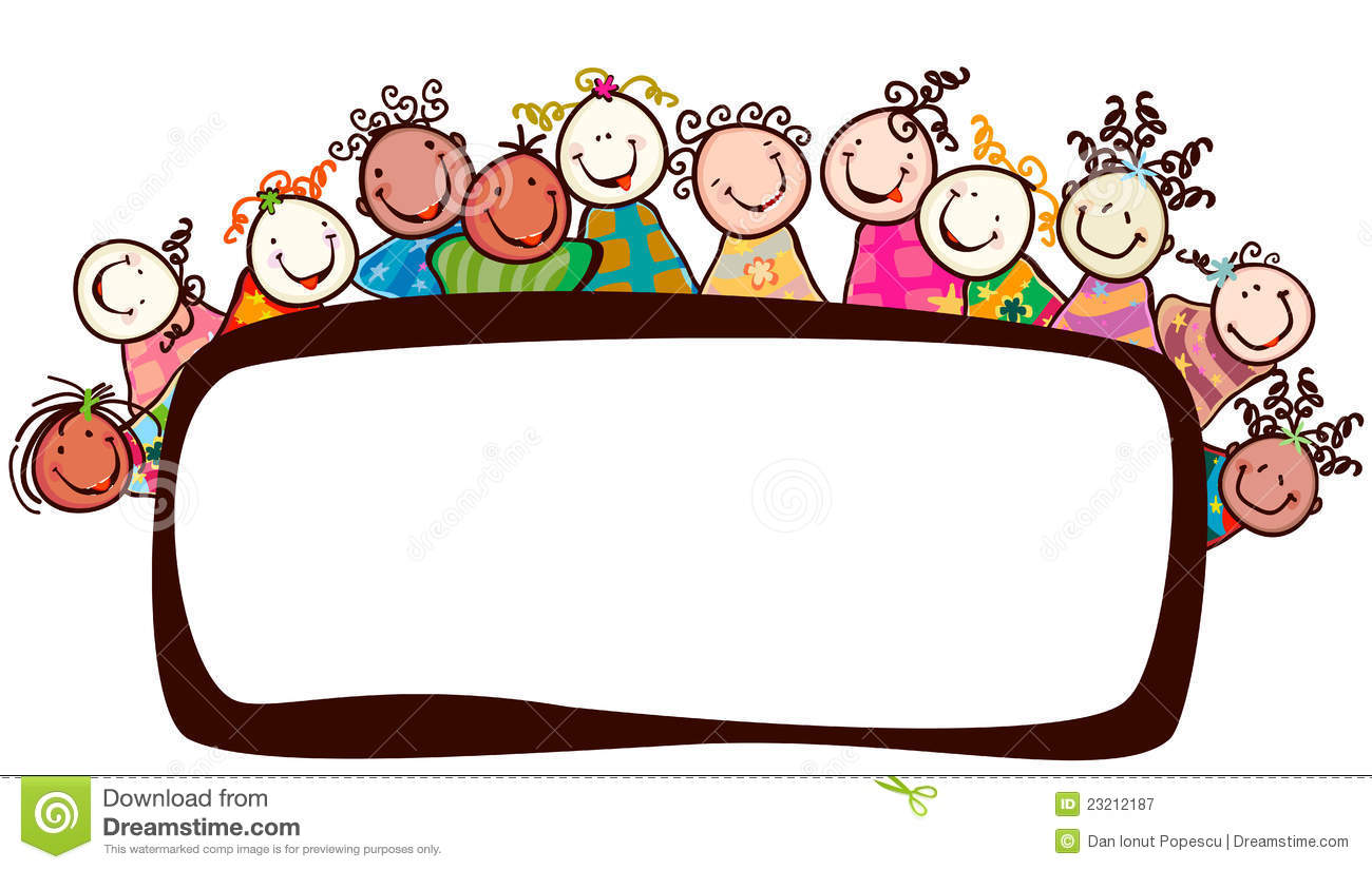 1300x825 Face Clipart Children'S