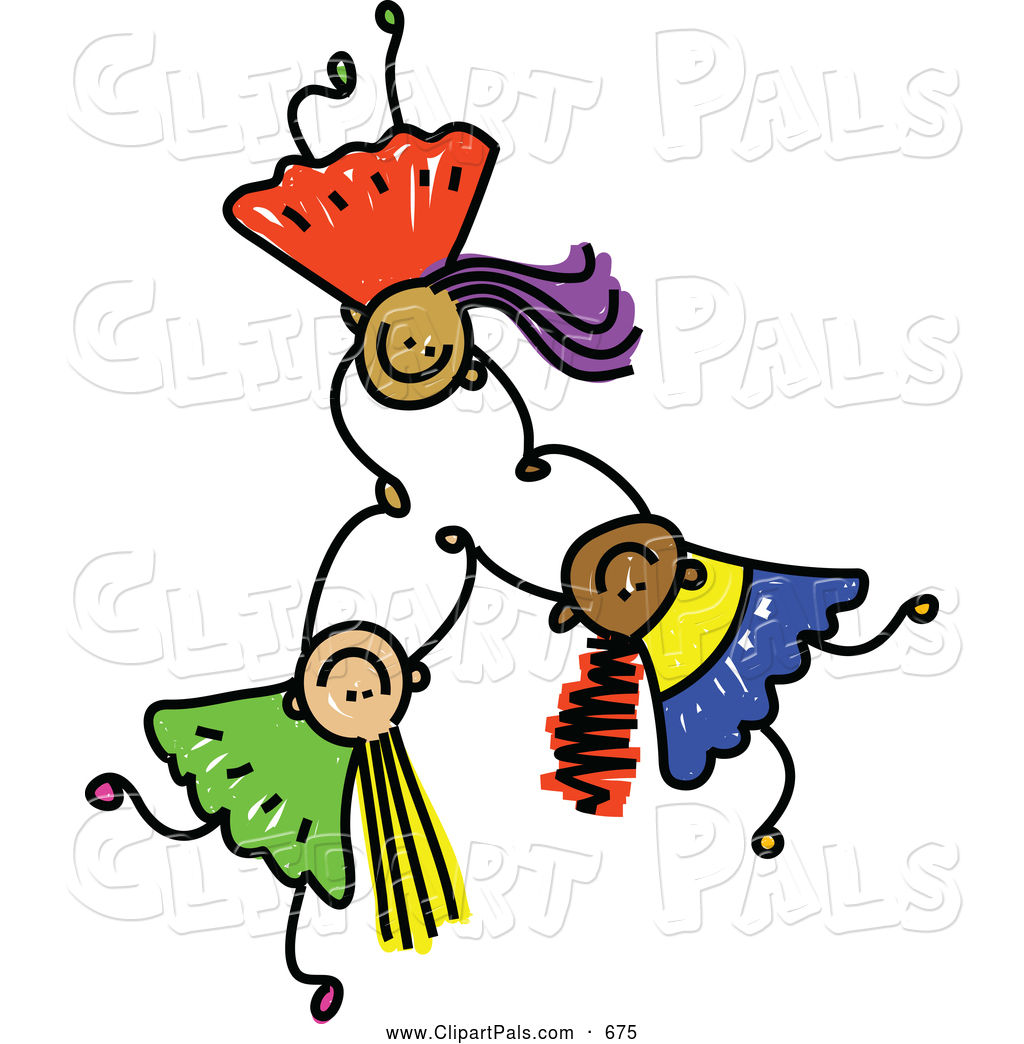 1024x1044 Free Happy Children Clip Art