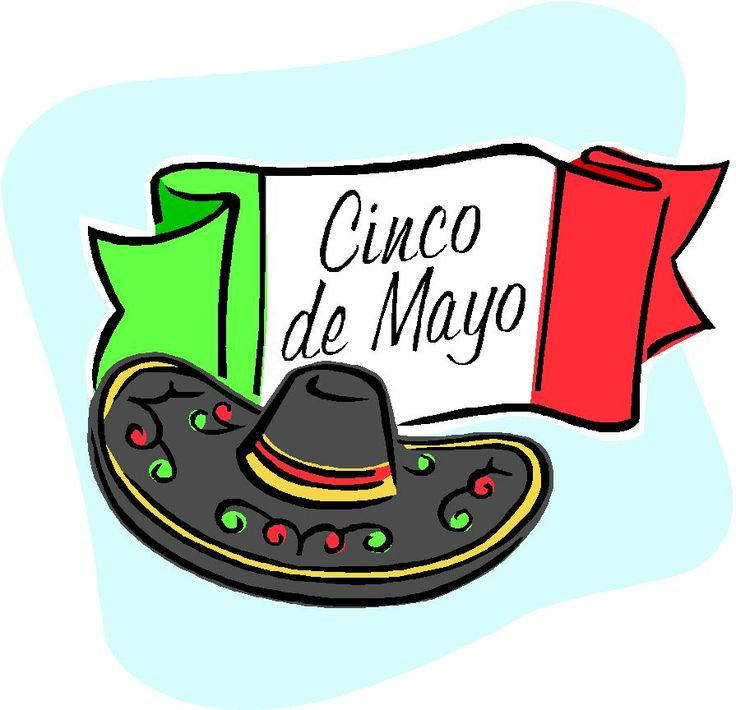 Happy Cinco De Mayo Clipart