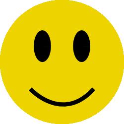250x250 Happy Face Clip Art Free
