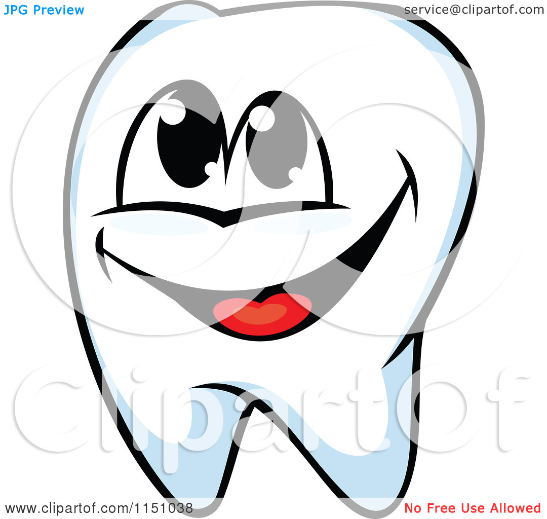 1080x1024 Happy Tooth Clip Art Clipart Panda