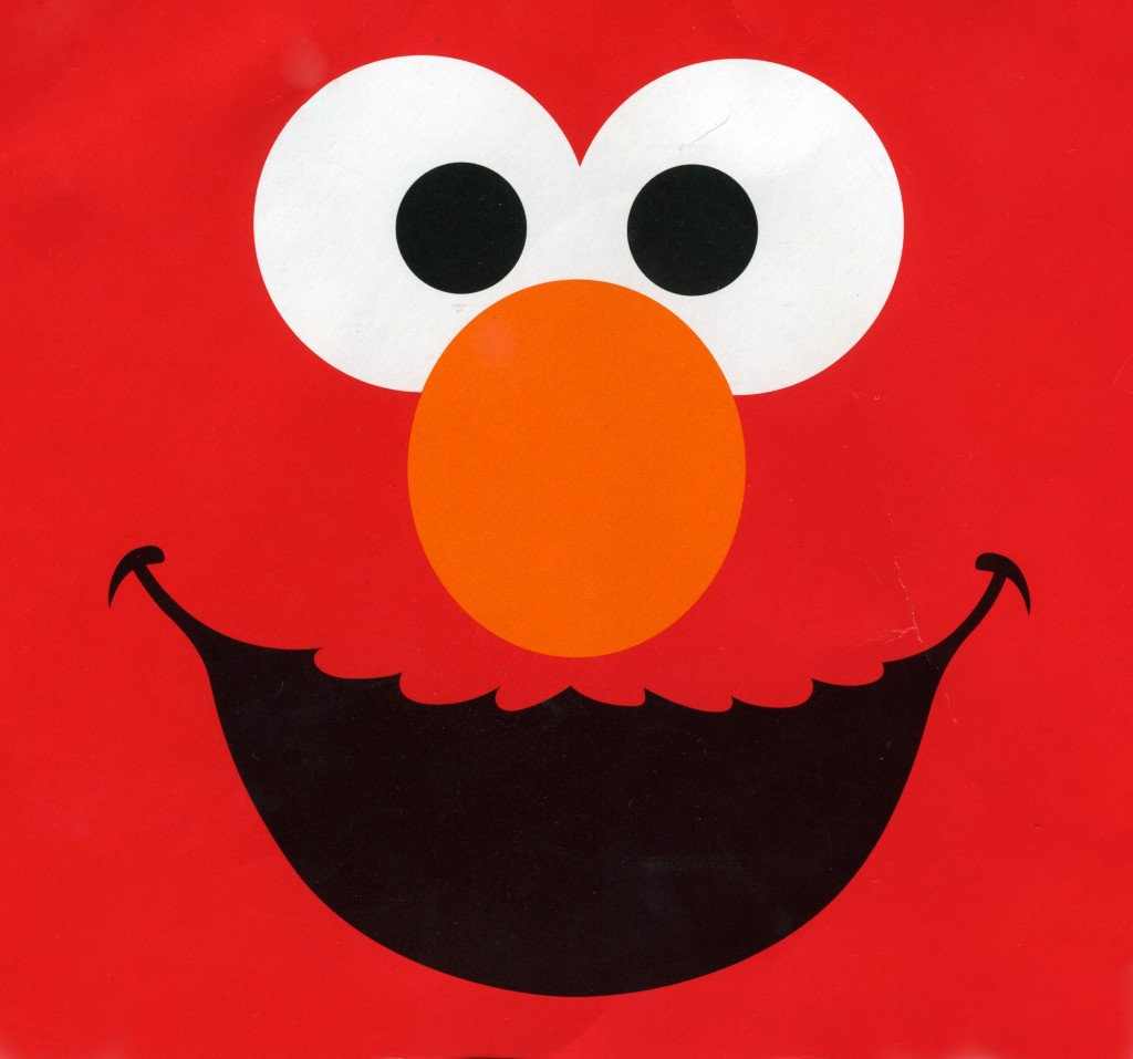 1024x957 Elmo Clip Art