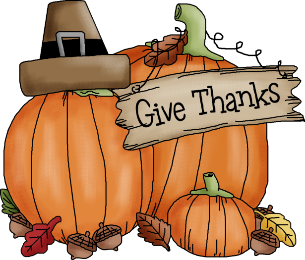 615x525 Best Happy Thanksgiving Clip Art Free Download