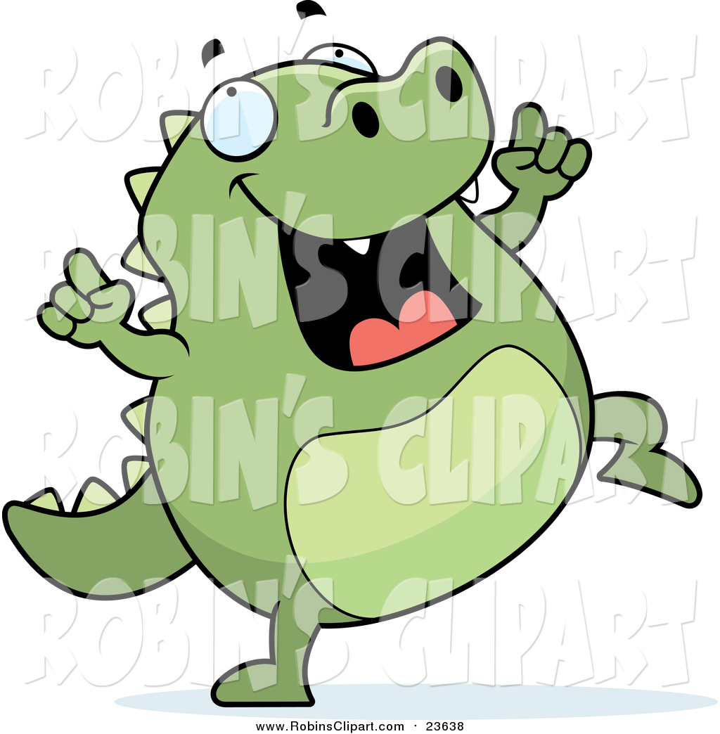 1024x1044 Clip Art Of A Green Lizard Doing A Happy Dance By Cory Thoman