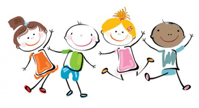 640x347 Kids Dancing Clip Art