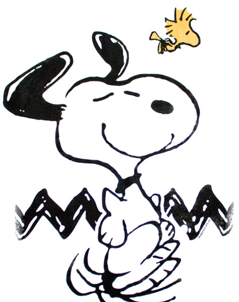 474x600 Snoopy Happy Dance Clipart