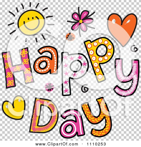 450x470 Happy Day Clipart