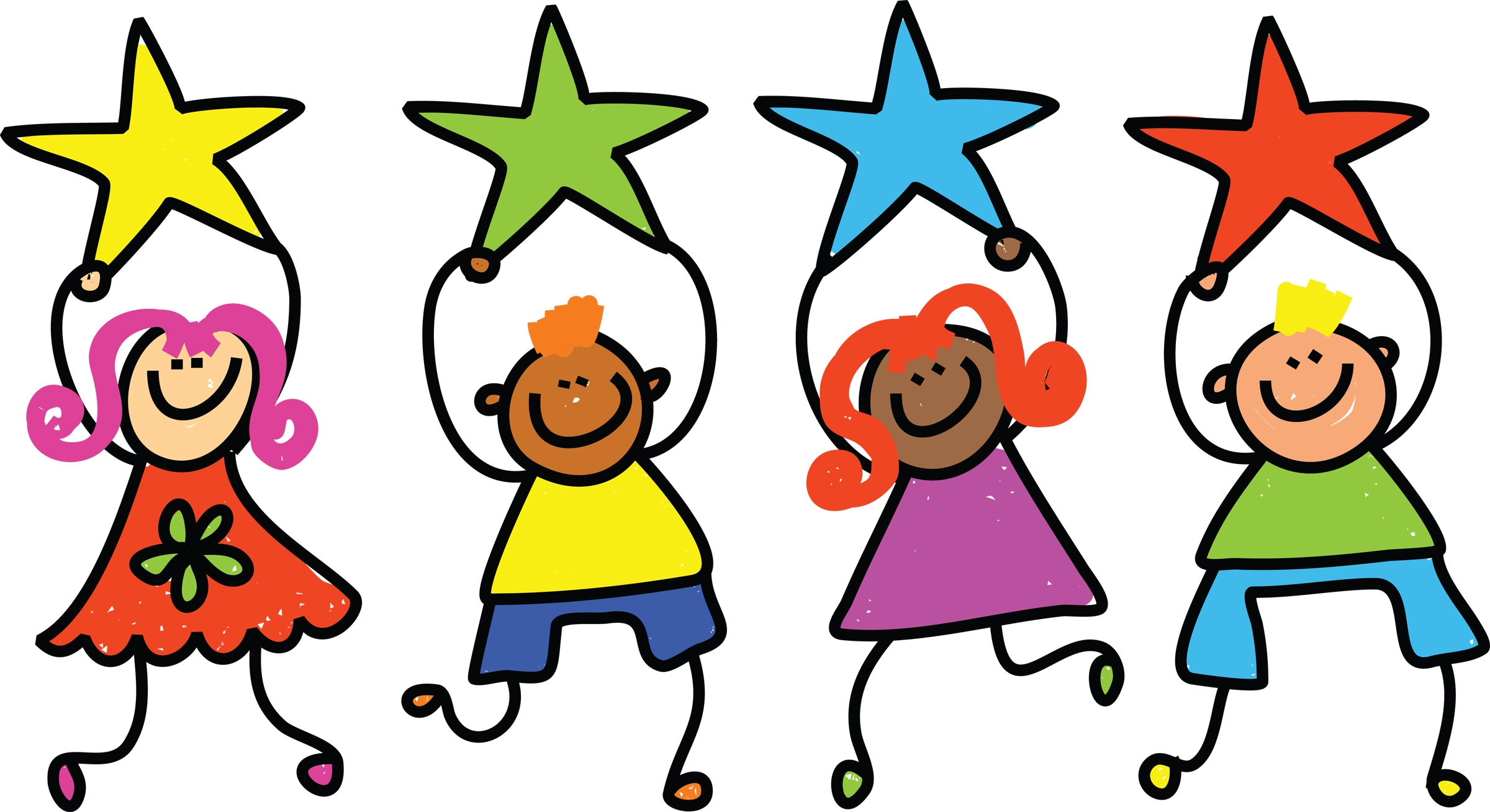 2400x1309 Happy Student Clip Art Cliparts