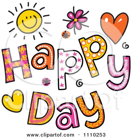 450x470 Clip Art Happy Day Clipart