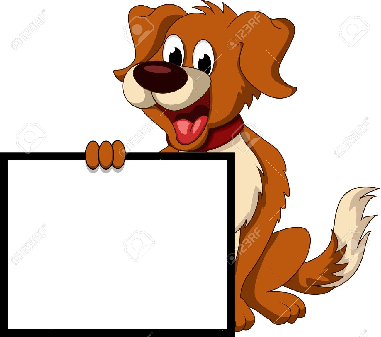 1300x1152 Free Dog Cartoon Clipart