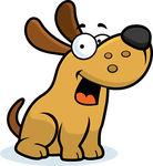138x150 Happy Dog Clip Art Cliparts
