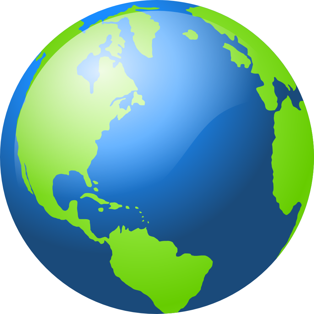 1000x1000 Earth Clip Art Incubator Animation Assets Earth