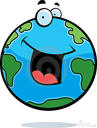 341x450 Earth Clipart Cartoon