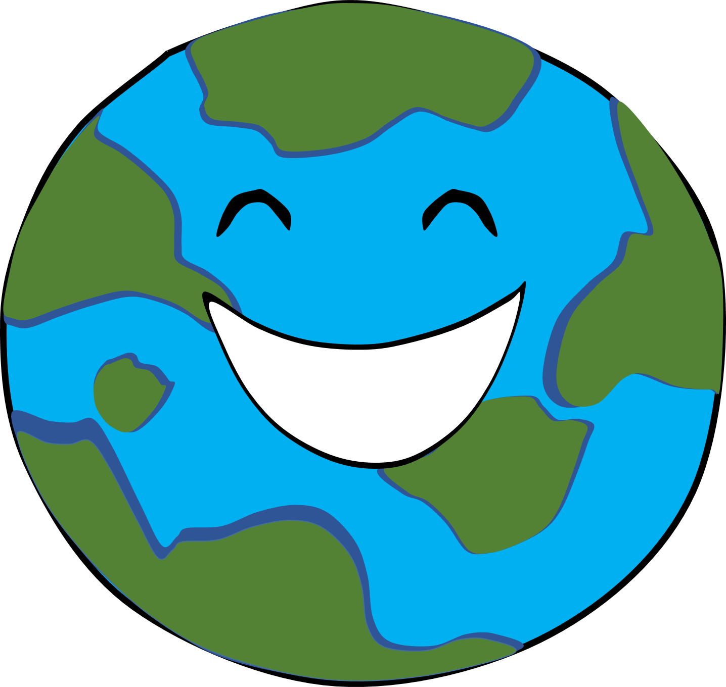 1436x1360 Earth Clipart Happy Earth