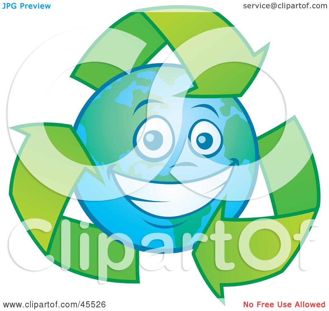 1080x1024 Happy Earth Clipart
