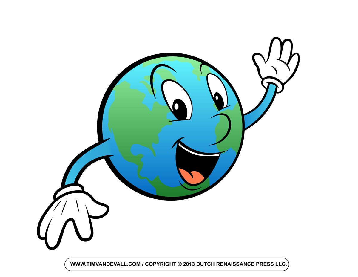 1200x927 Happy Earth Clipart Free Images 6