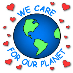 250x250 Planet Earth Clipart Earth Day