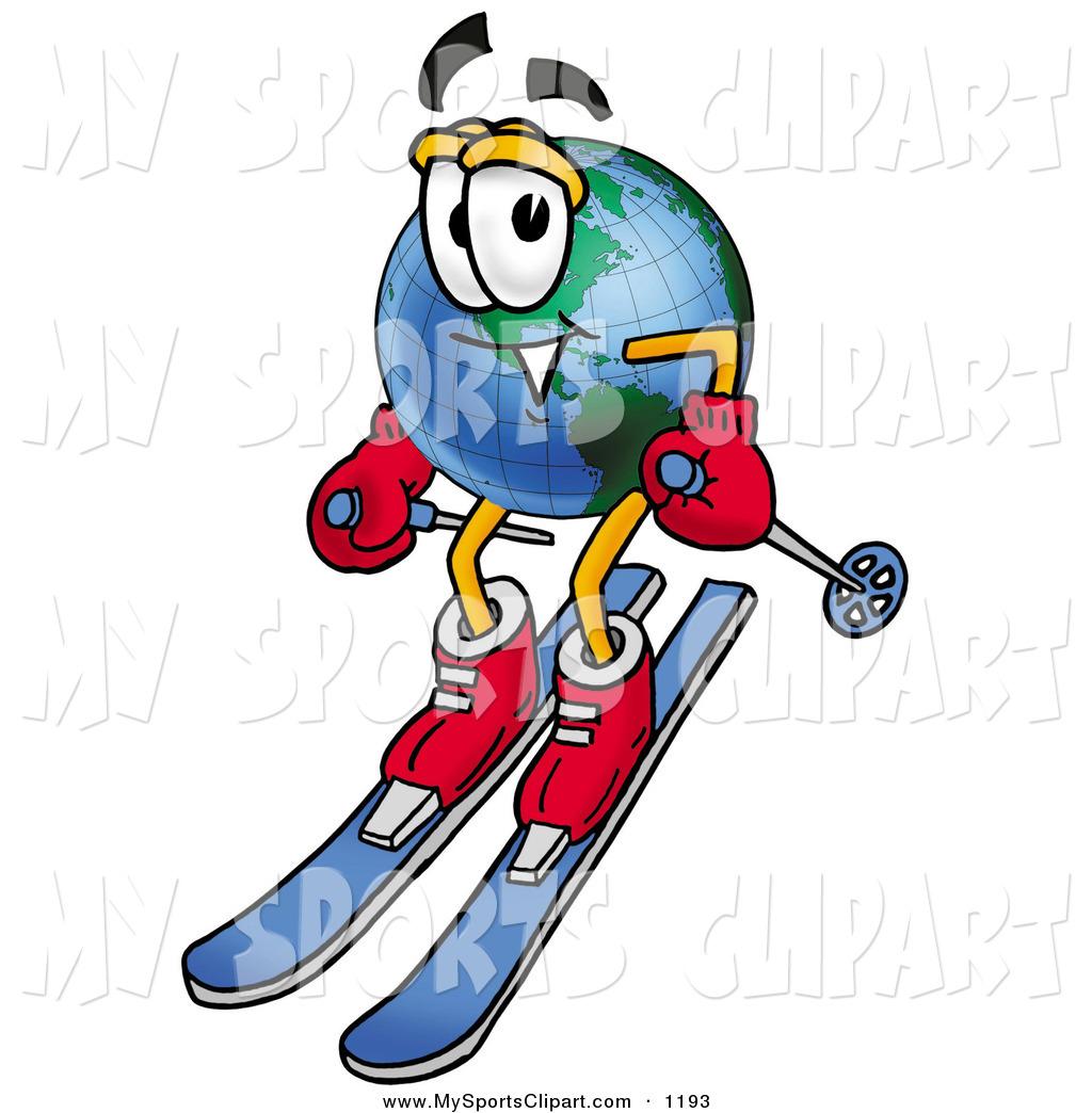 1024x1044 Sports Clip Art Of A Sporty Happy World Earth Globe Mascot Cartoon