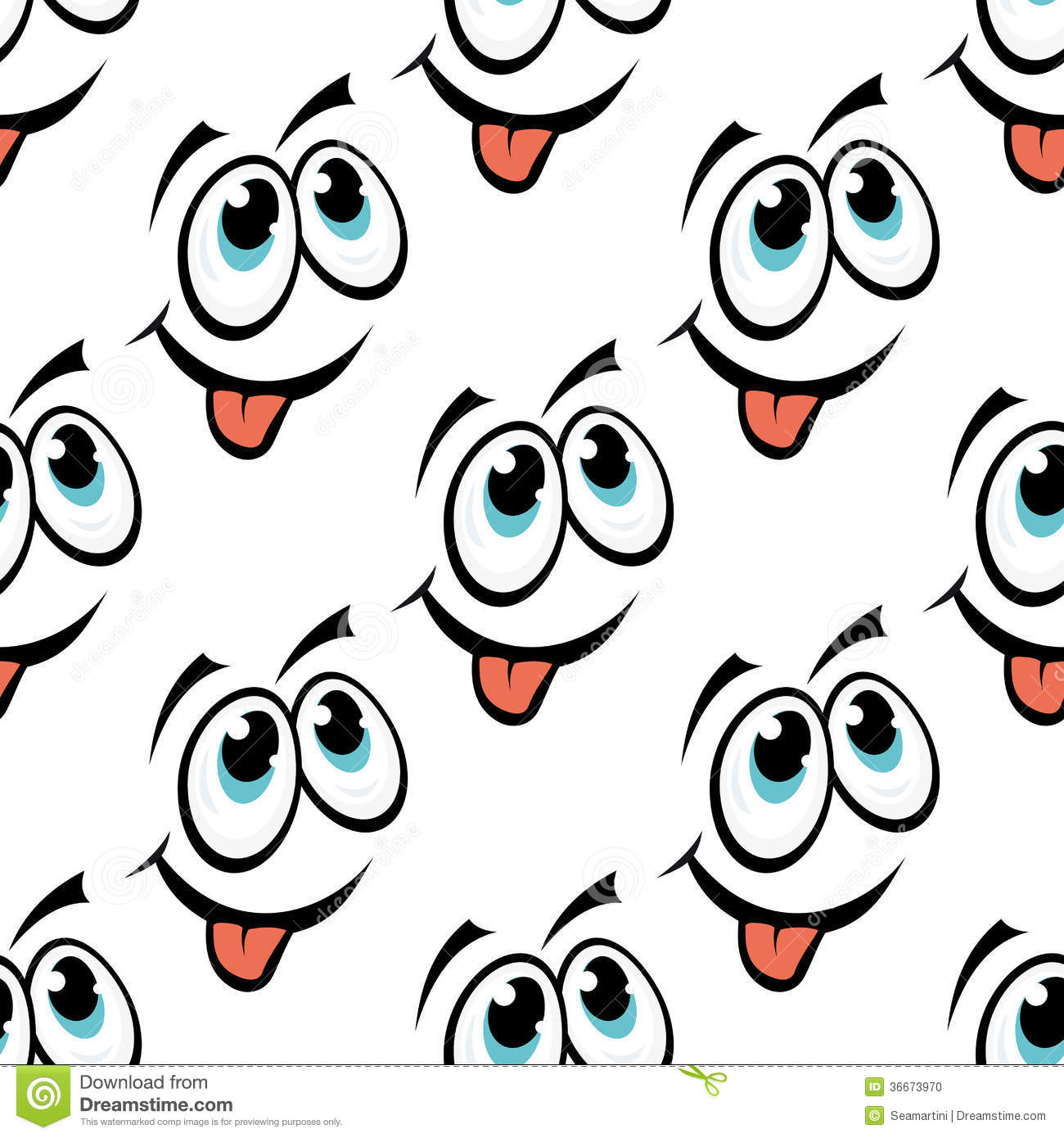 1300x1390 Cartoon Eyes