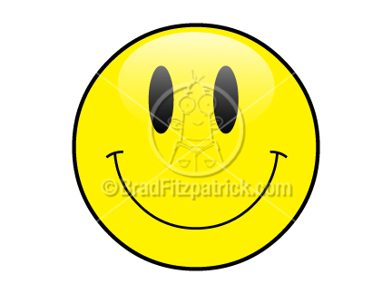 432x324 Cartoon Smiley Clip Art Smiley Graphics Clipart Smiley Icon