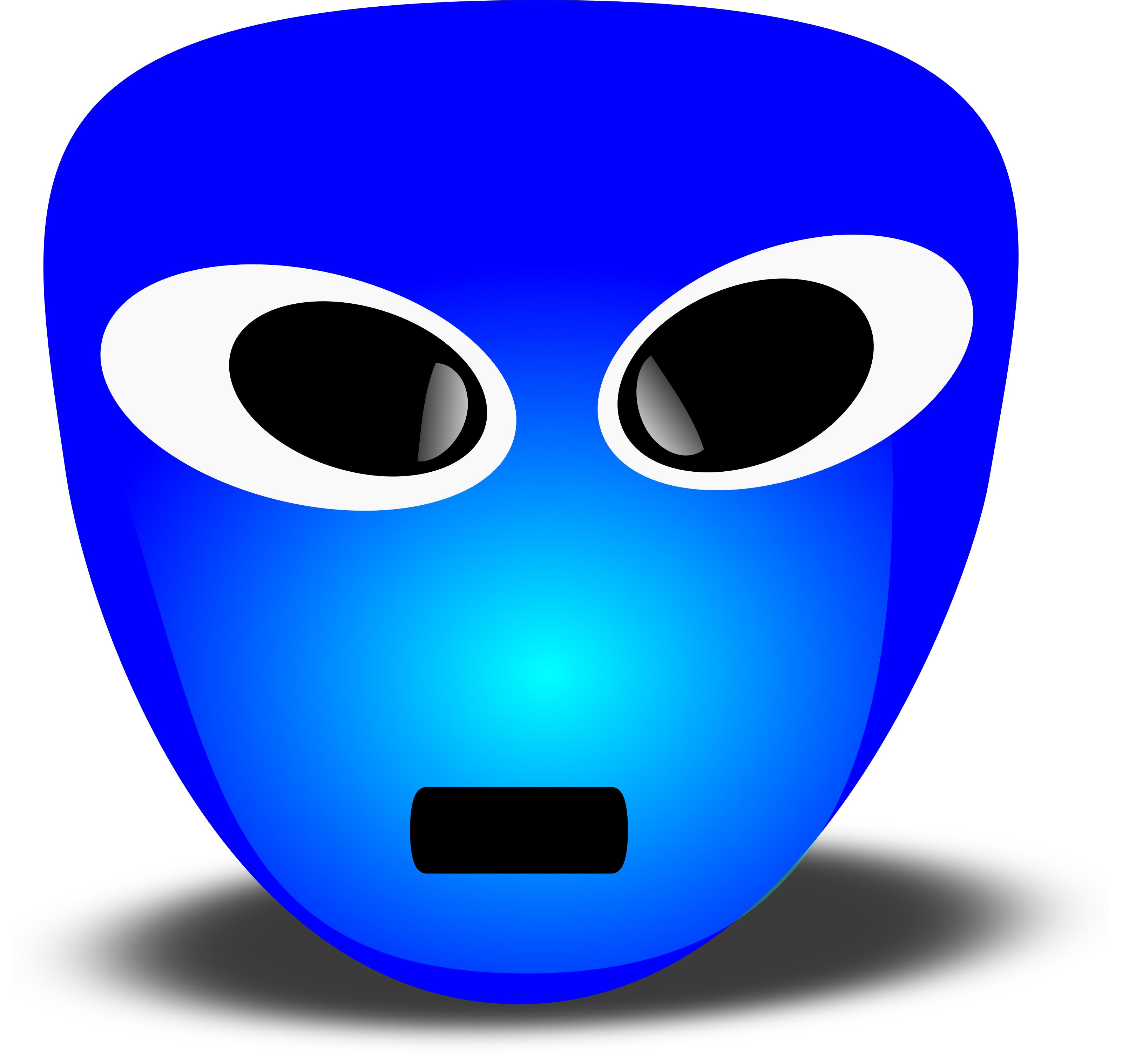 3200x3034 Blur Clipart Sad Face