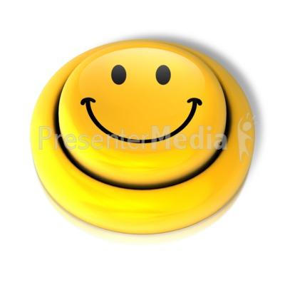 400x400 Smiley Face Smile Button