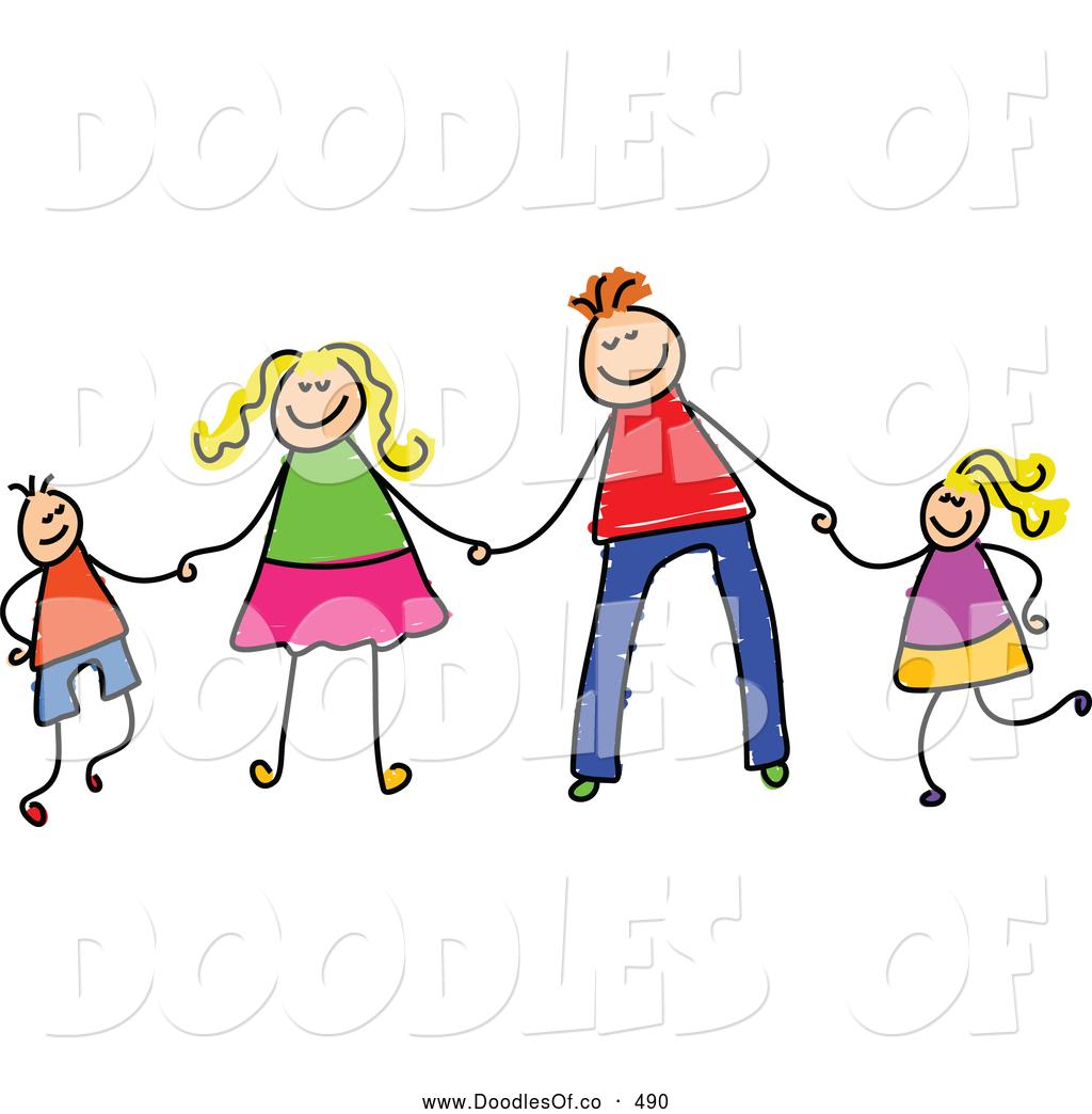Happy Family Cartoon Clipart Free Download Best Happy Family