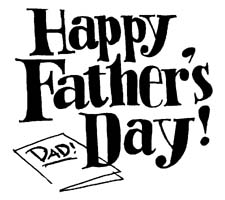 225x200 Fathers Day Clipart