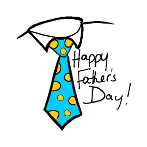 300x300 Tie clipart fathers day