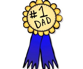 330x276 Card clipart father#39s day