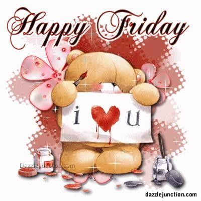 Happy Friday Clipart