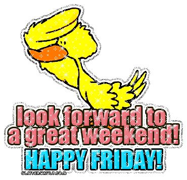 Happy Friday Clipart Free