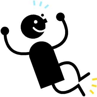 325x325 Happy Person Free Vector Graphic Boy Guy Happy Jump Male Man Image
