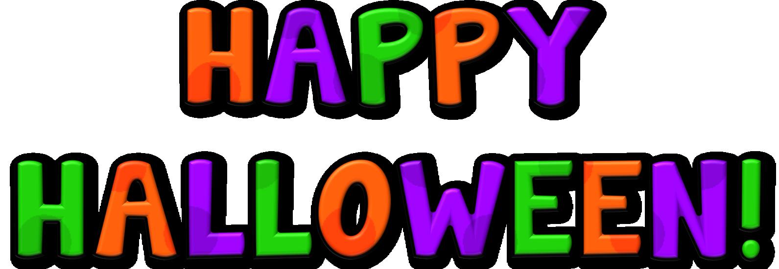 1591x550 Happy Halloween Clipart Happy Halloween Clipart