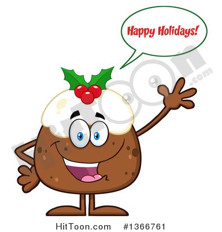 450x470 Happy Holidays Clipart