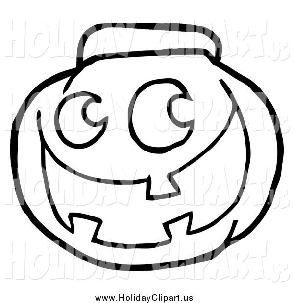 600x620 Happy Holidays Black And White Clipart