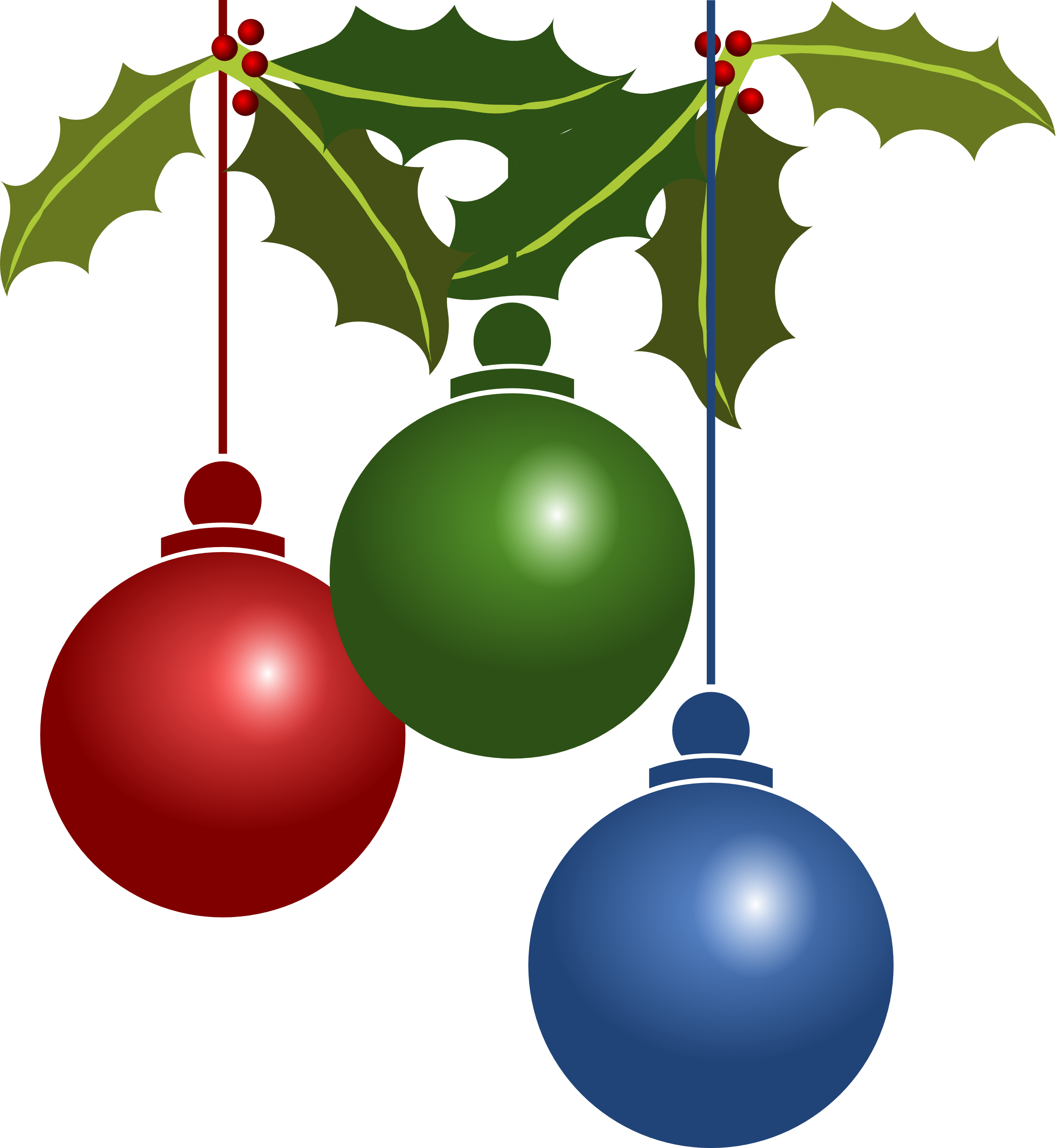 2555x2778 Holiday Free Clip Art