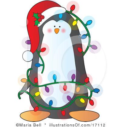 400x420 Holiday Penguin Clip Art Clipart Panda