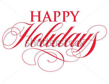379x293 Classy Holiday Clip Art
