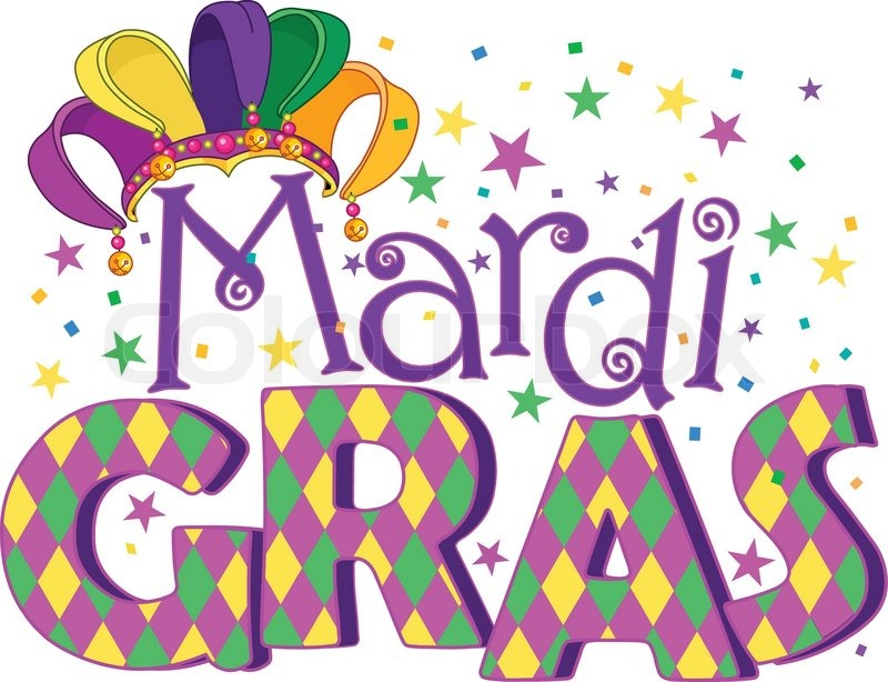 800x614 Mardi Gras Stock Vector Colourbox