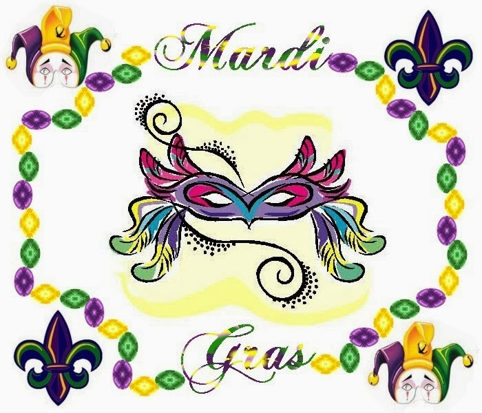 700x600 55 Latest Mardi Gras Greetings