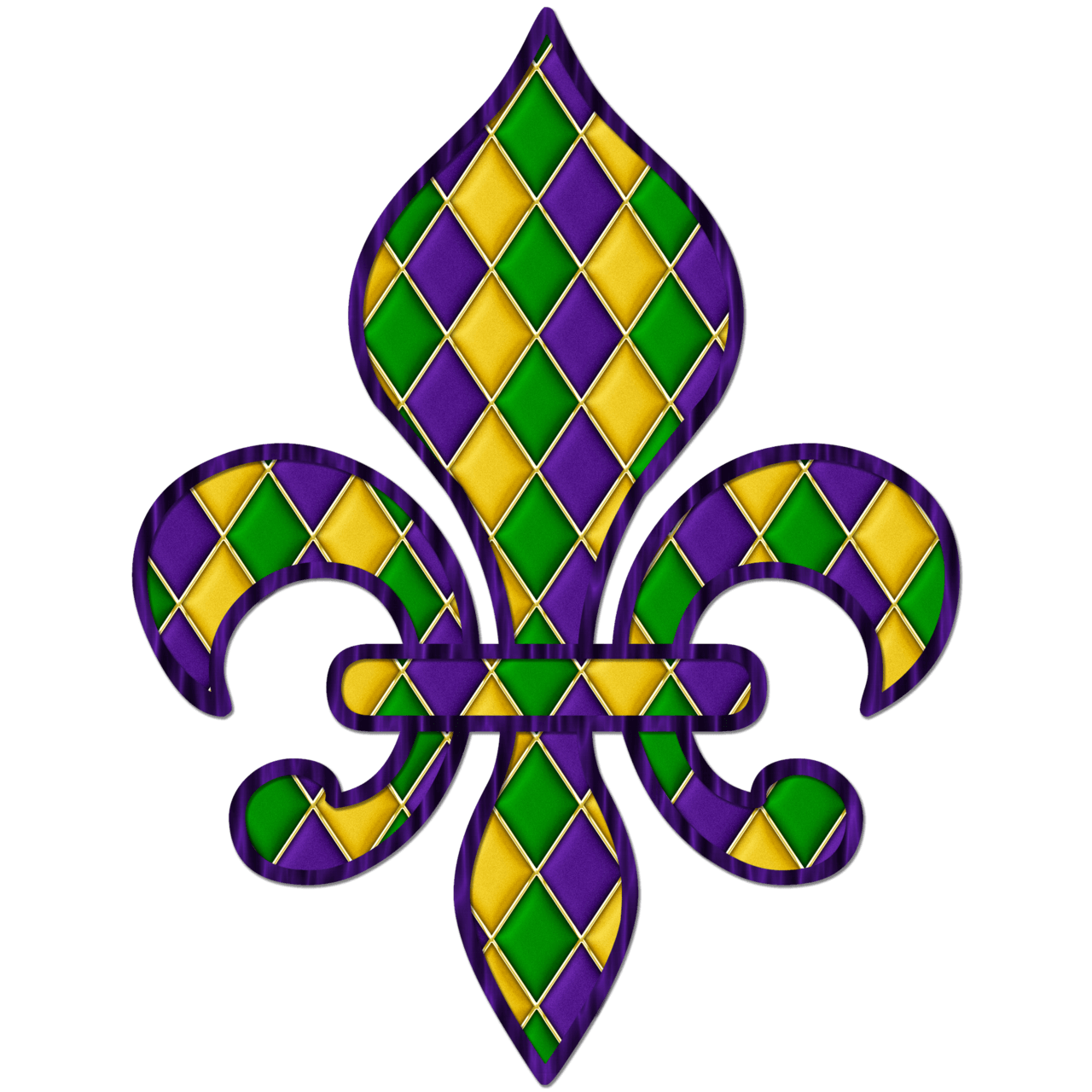 1280x1280 Happy Mardi Gras Clipart
