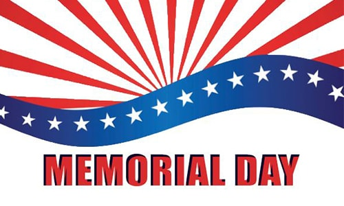 Happy Memorial Day Clipart