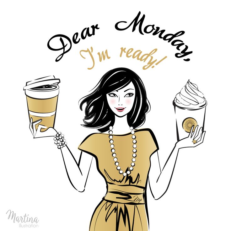 Happy Monday Clipart | Free download on ClipArtMag