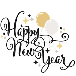 300x300 Blessed New Year 2016 Clipart