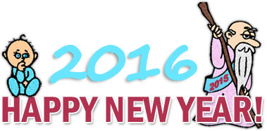 379x187 New Year's Eve Clipart, Happy New Year Clip Art And Fireworks