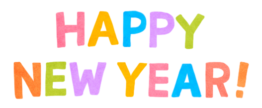 527x217 Download 2018 Happy New Year Free Png Transparent Image